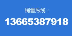 销售热线:13665387918